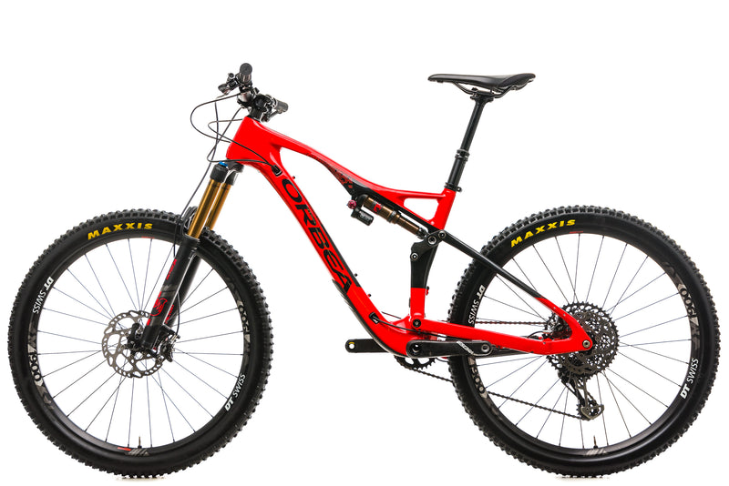 Orbea Occam AM M10 Mountain Bike - 2019, Medium non-drive side