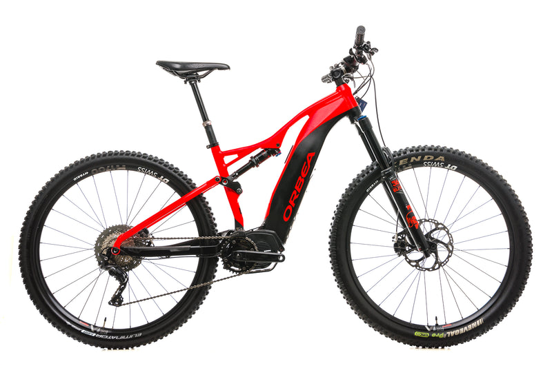 Orbea Wild FS 150 20 Mountain E-Bike - 2019, Medium drive side