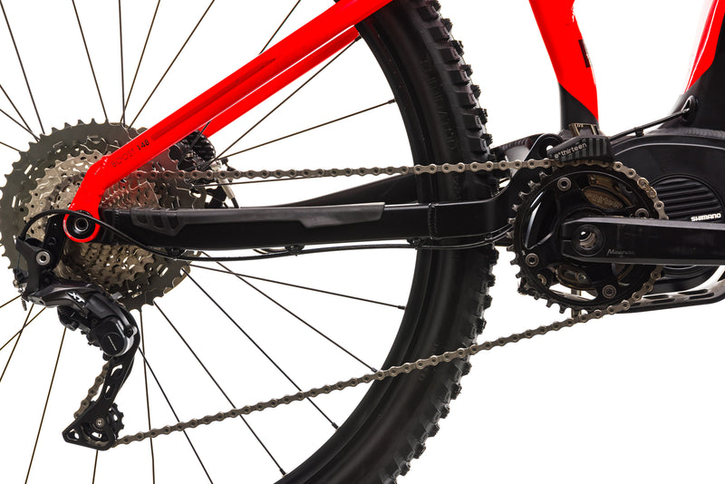 Orbea Wild FS 150 20 Mountain E-Bike - 2019, Medium drivetrain