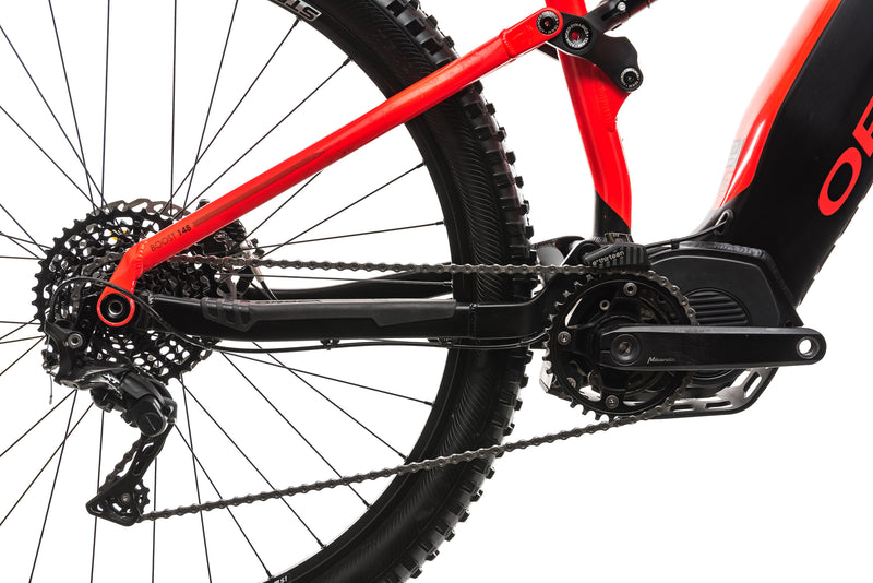 Orbea Wild FS 150 20 29S Mountain E-Bike - 2019, Large drivetrain