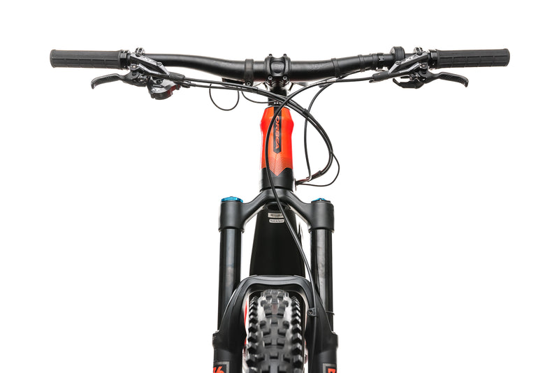 Orbea Wild FS 150 20 29S Mountain E-Bike - 2019, Large crank
