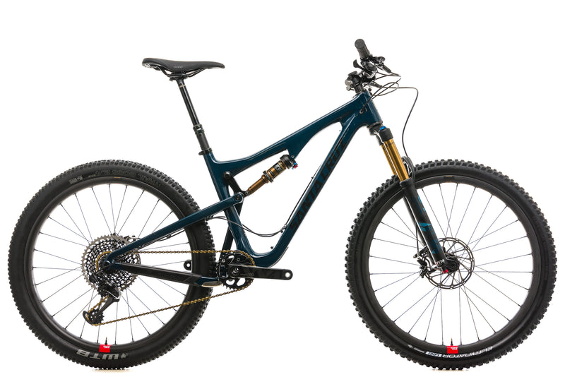 Santa Cruz 5010 CC Mountain Bike - 2018, Medium drive side