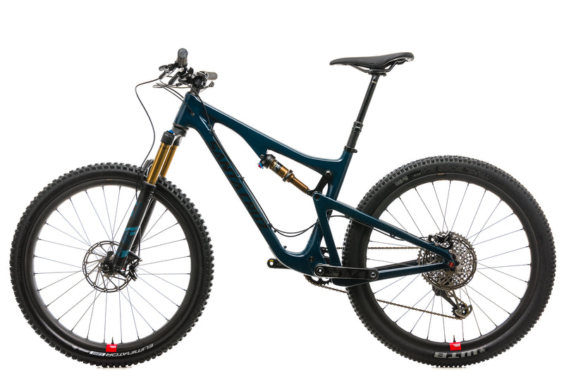 Santa Cruz 5010 CC Mountain Bike - 2018, Medium non-drive side