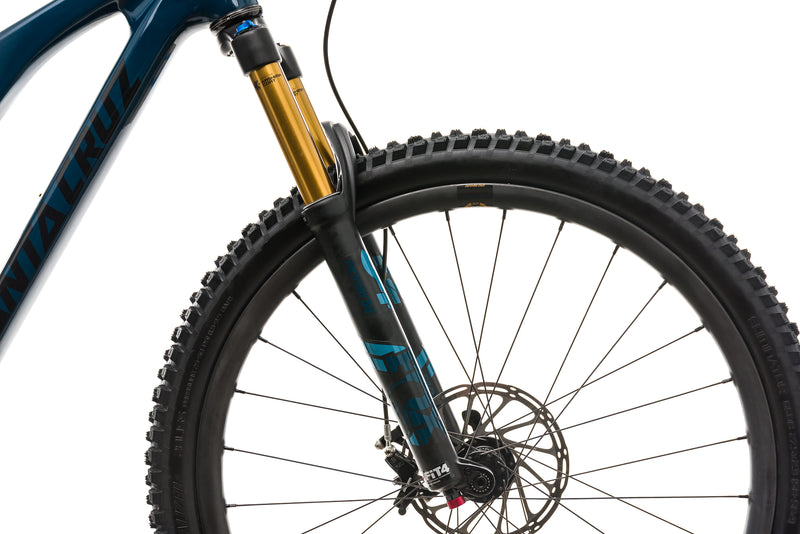 Santa Cruz 5010 CC Mountain Bike - 2018, Medium cockpit