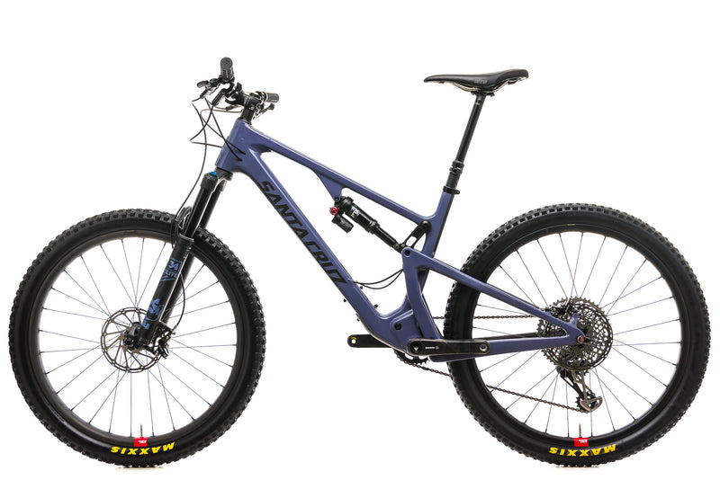 Santa Cruz 5010 CC X01 Reserve Mountain Bike - 2019, Large non-drive side