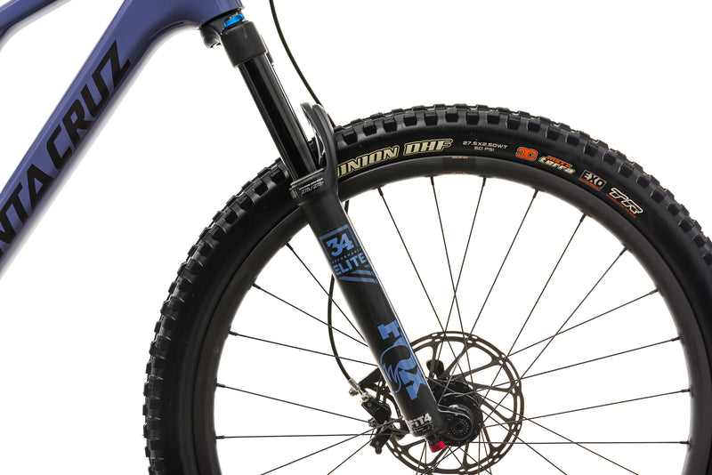 Santa Cruz 5010 CC X01 Reserve Mountain Bike - 2019, Large cockpit