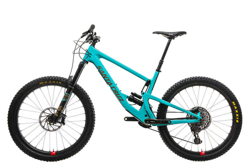 Santa Cruz Bronson CC Mountain Bike - 2019, Large non-drive side