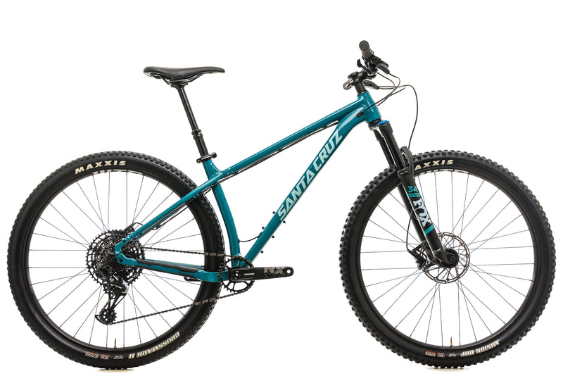 Santa Cruz Chameleon Mountain Bike - 2019, Medium drive side