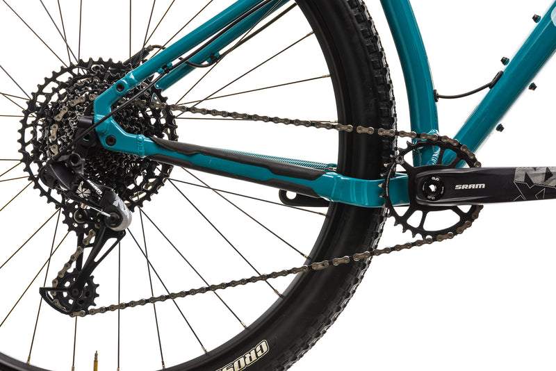 Santa Cruz Chameleon Mountain Bike - 2019, Medium drivetrain