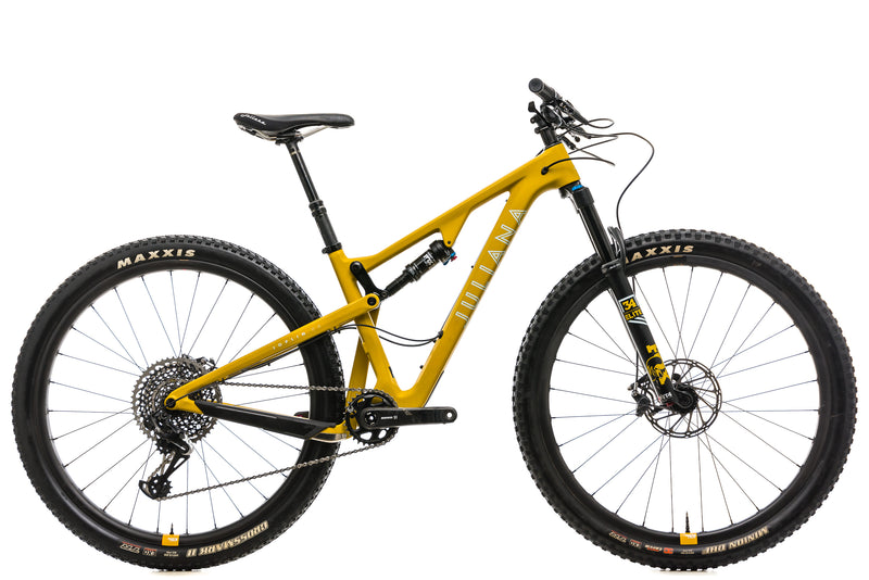 Juliana Joplin CC X01 Reserve Womens Mountain Bike - 2019, Small drive side