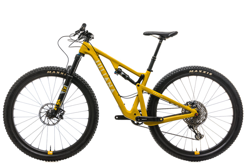 Juliana Joplin CC X01 Reserve Womens Mountain Bike - 2019, Small non-drive side