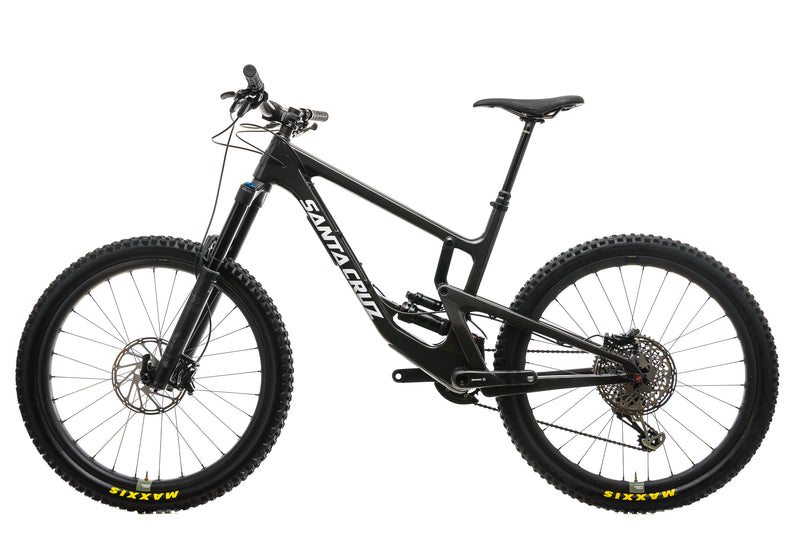Santa Cruz Nomad CC X01 Reserve Mountain Bike - 2020, Large non-drive side
