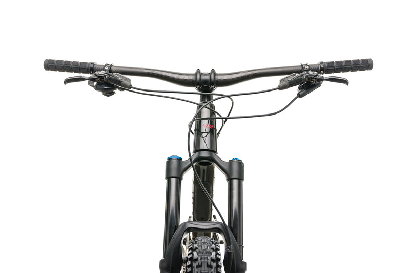 Santa Cruz Nomad CC X01 Reserve Mountain Bike - 2020, Large crank
