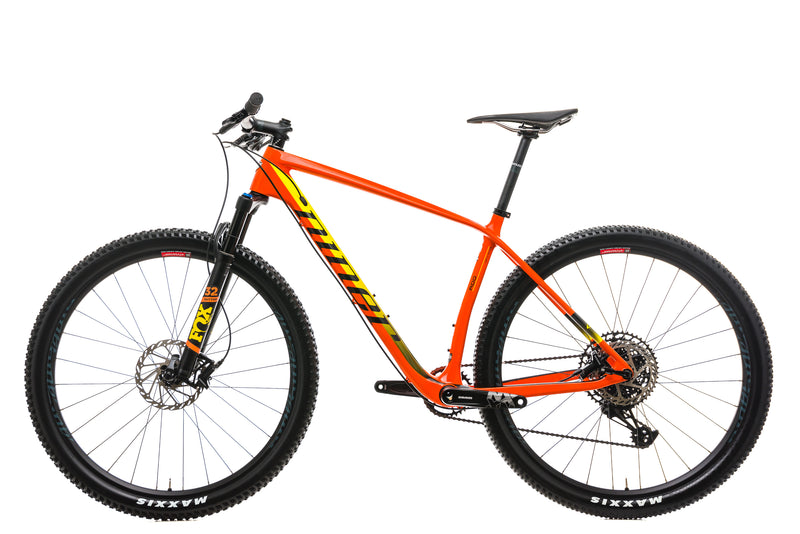 Niner Air 9 RDO 2-STAR Mountain Bike - 2019, Large non-drive side