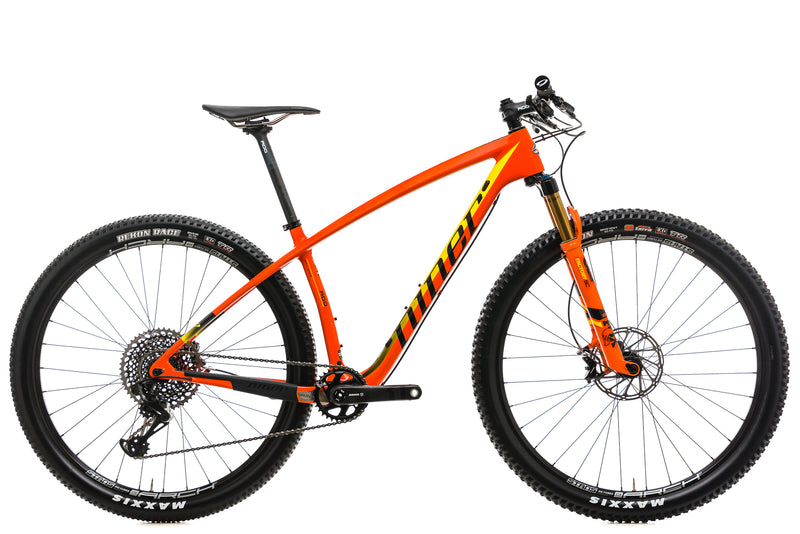 Niner AIR 9 RDO 4-Star Mountain Bike - 2019, Medium drive side