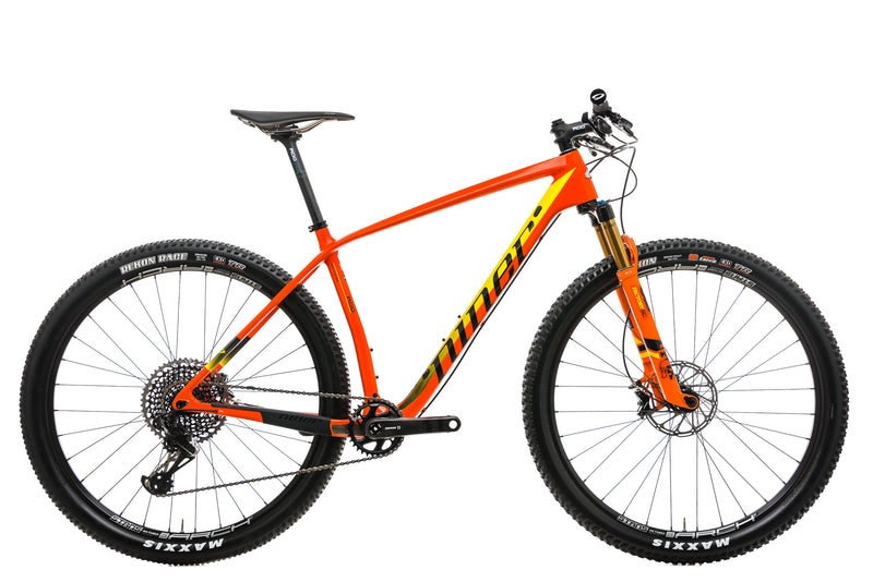 Niner AIR 9 RDO 4-Star Mountain Bike - 2019, Large drive side