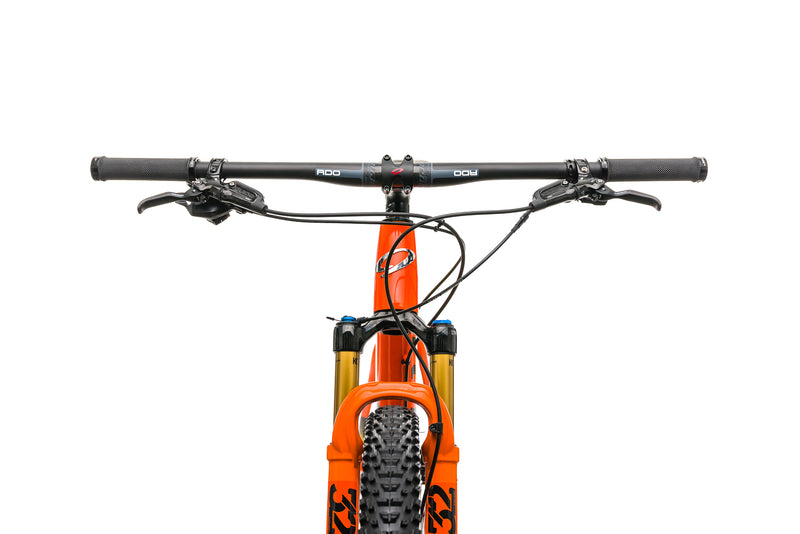 Niner AIR 9 RDO 4-Star Mountain Bike - 2019, Large cockpit