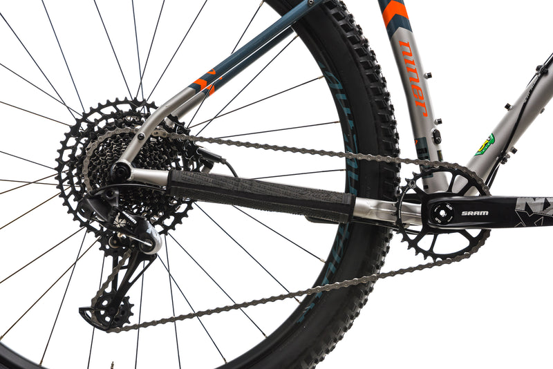 Niner SIR 9 2-Star Mountain Bike - 2019, Medium drivetrain