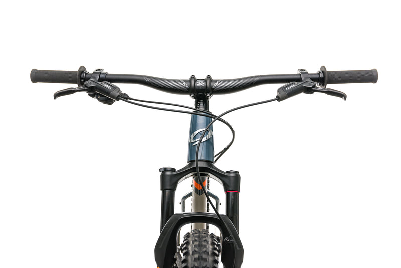 Niner SIR 9 2-Star Mountain Bike - 2019, Medium cockpit