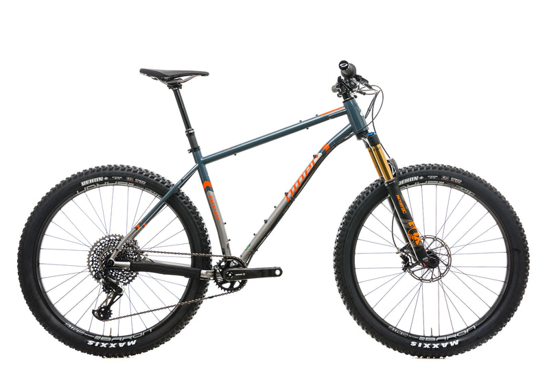 Niner SIR 9 5-Star Mountain Bike - 2019, Large drive side