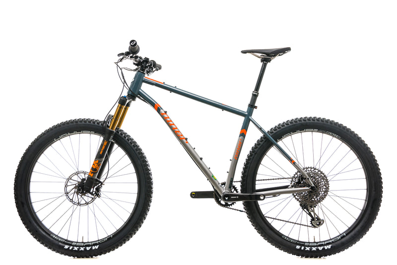 Niner SIR 9 5-Star Mountain Bike - 2019, Large non-drive side