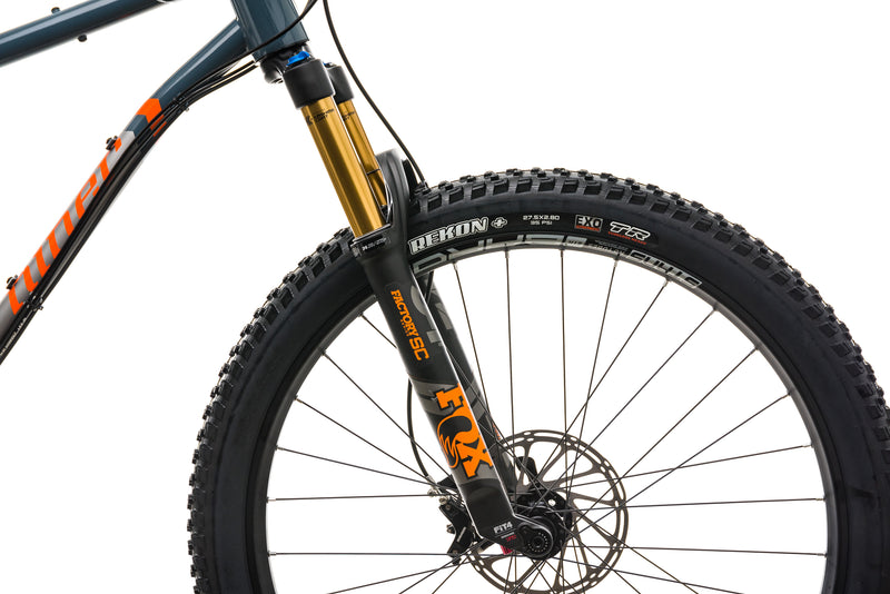 Niner SIR 9 5-Star Mountain Bike - 2019, Large front wheel