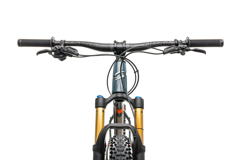 Niner SIR 9 5-Star Mountain Bike - 2019, Large cockpit