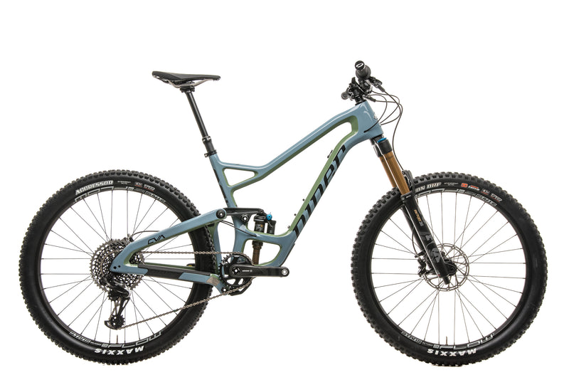 Niner RIP 9 RDO 4-Star Mountain Bike - 2019, Large drive side