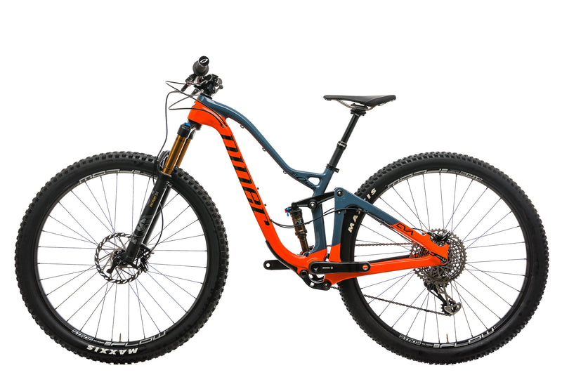 Niner JET 9 RDO 4-Star Mountain Bike - 2019, X-Small non-drive side