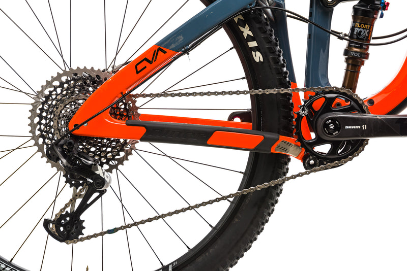 Niner JET 9 RDO 4-Star Mountain Bike - 2019, X-Small drivetrain