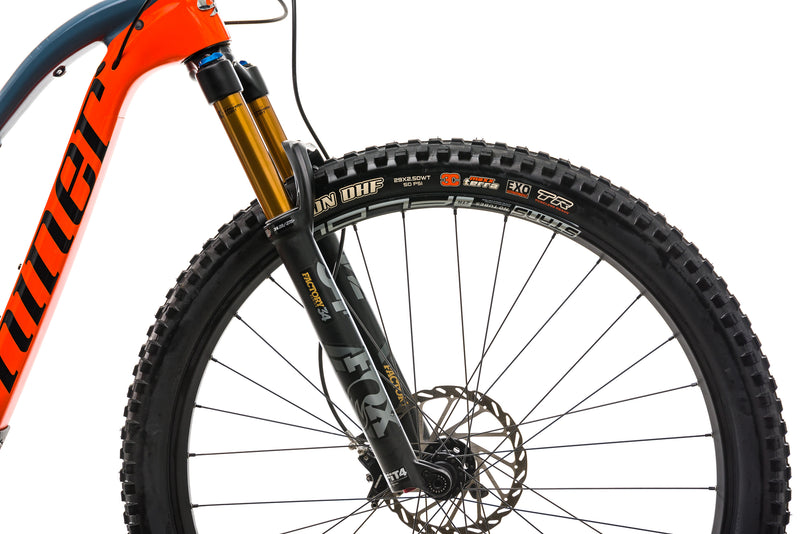 Niner JET 9 RDO 4-Star Mountain Bike - 2019, X-Small cockpit