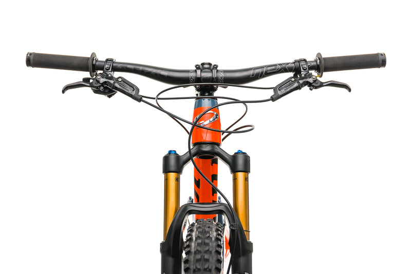 Niner JET 9 RDO 4-Star Mountain Bike - 2019, X-Small crank
