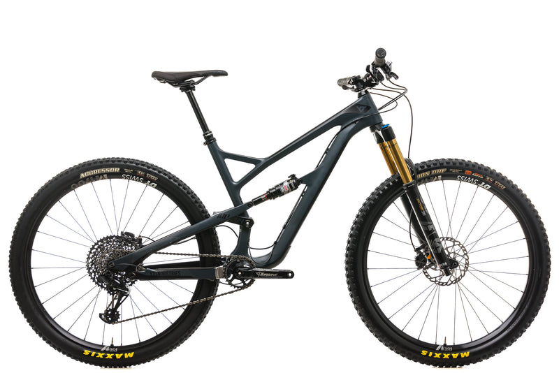 YT Jeffsy CF Mountain Bike - 2018, Large drive side