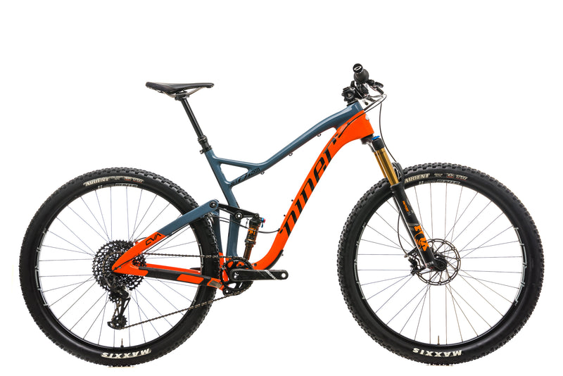 Niner Jet 9 RDO 4-Star Mountain Bike - 2019, Large drive side