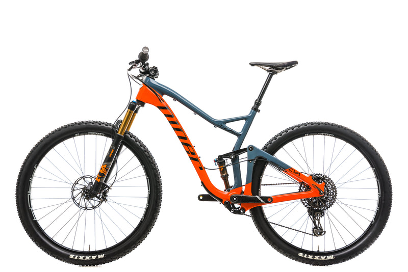 Niner Jet 9 RDO 4-Star Mountain Bike - 2019, Large non-drive side