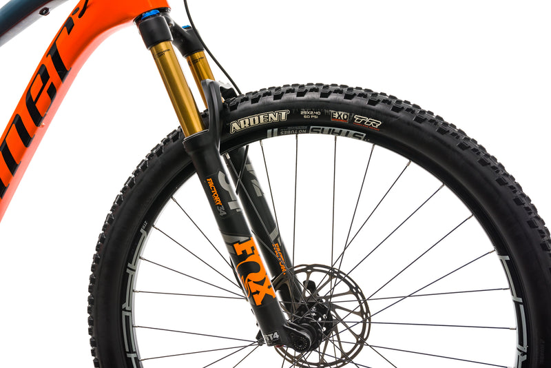 Niner Jet 9 RDO 4-Star Mountain Bike - 2019, Large cockpit