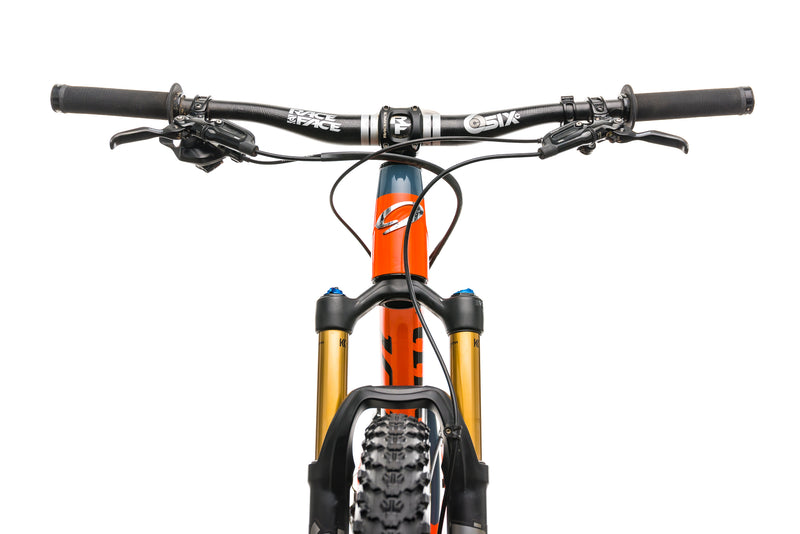 Niner Jet 9 RDO 4-Star Mountain Bike - 2019, Large crank
