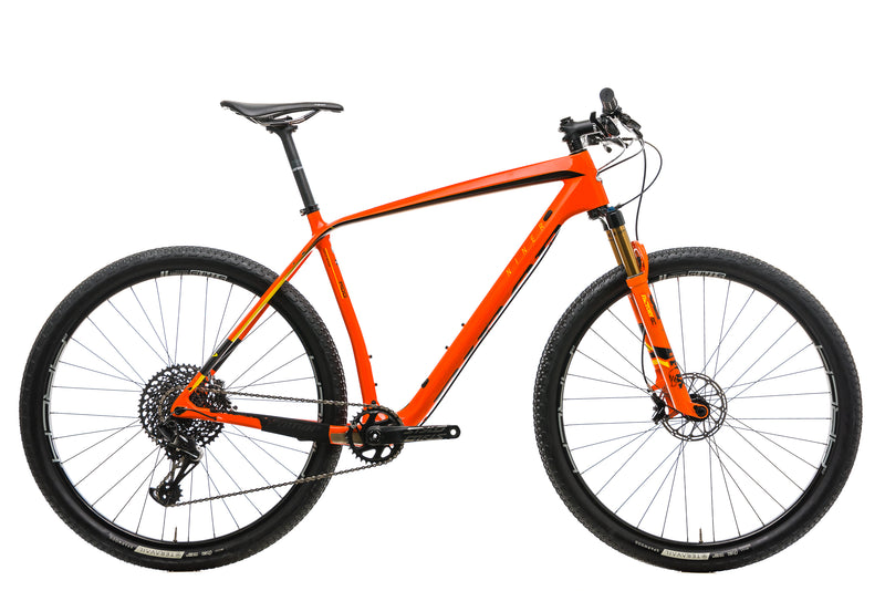 Niner Air RDO 3-Star Mountain Bike - 2019, X-Large drive side