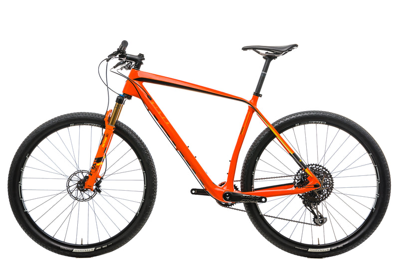 Niner Air RDO 3-Star Mountain Bike - 2019, X-Large non-drive side