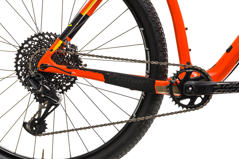 Niner Air RDO 3-Star Mountain Bike - 2019, X-Large drivetrain