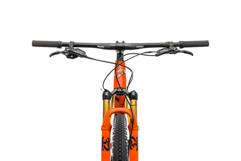 Niner Air RDO 3-Star Mountain Bike - 2019, X-Large cockpit