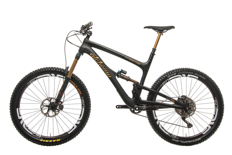 Alchemy Arktos 27.5 Mountain Bike - 2019, X-Large non-drive side