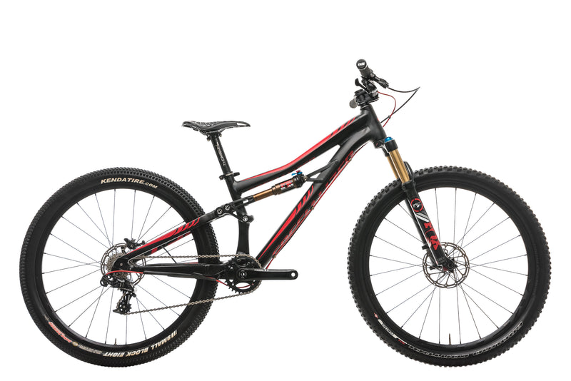 Specialized Enduro SX FSR Mountain Bike - 2014, Short drive side