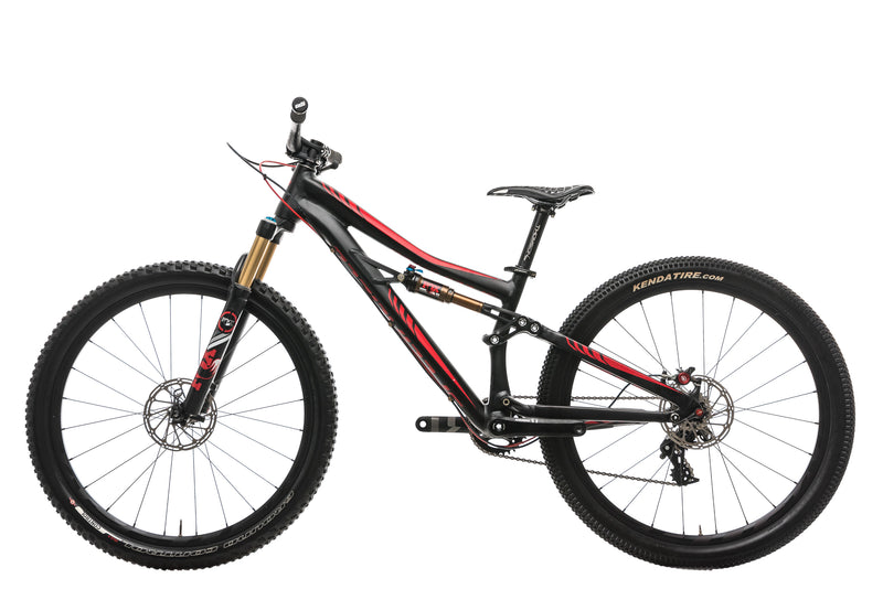 Specialized Enduro SX FSR Mountain Bike - 2014, Short non-drive side