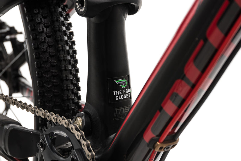 Specialized Enduro SX FSR Mountain Bike - 2014, Short sticker