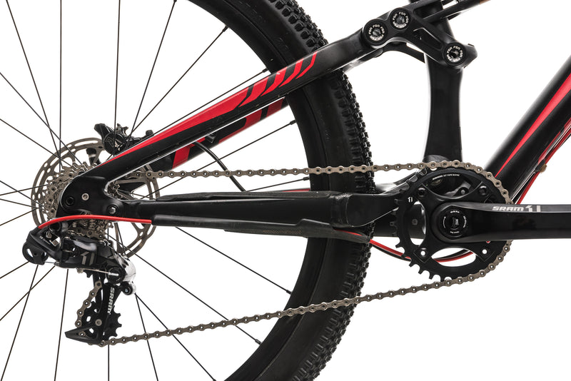 Specialized Enduro SX FSR Mountain Bike - 2014, Short drivetrain