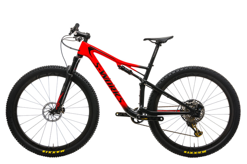 Specialized S-Works Epic Mountain Bike - 2018, Medium non-drive side