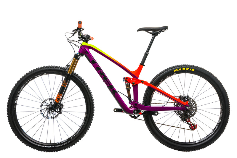 "Trek Fuel EX 9.9 Project One - 2018, 17.5"" non-drive side"