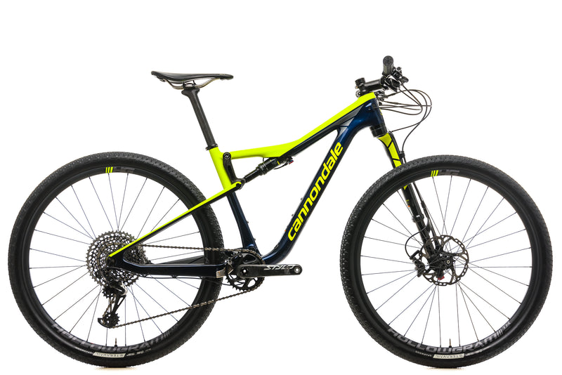 Cannondale Scalpel Si Carbon 2 Mountain Bike - 2019, Medium drive side