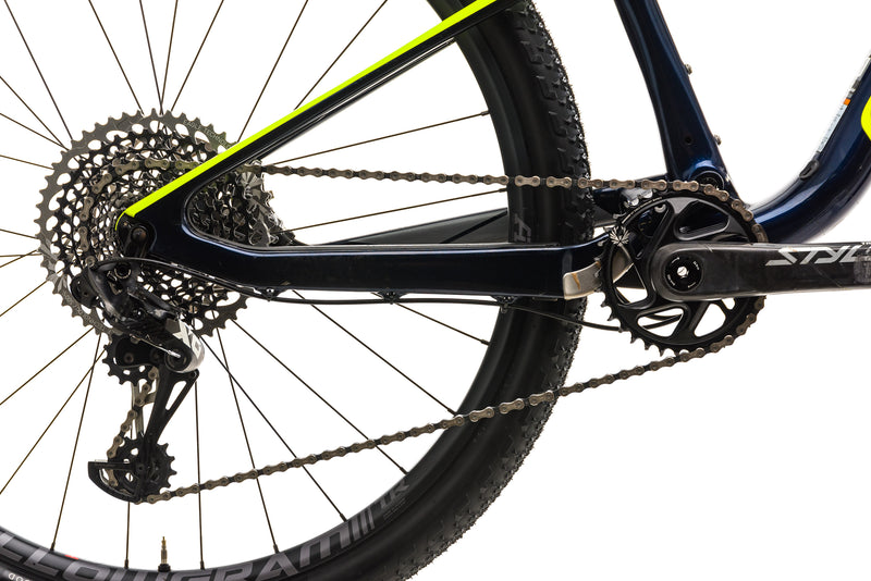 Cannondale Scalpel Si Carbon 2 Mountain Bike - 2019, Medium drivetrain